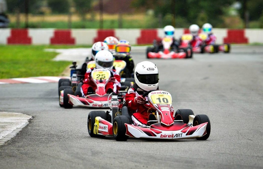 Some Tips On How You Should Drive A Go Kart